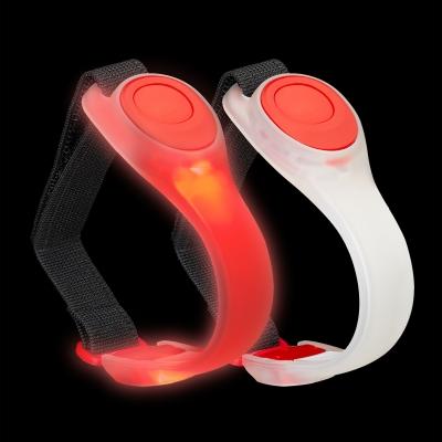 LED armband 2 stuks 1 rood en 1 groen
