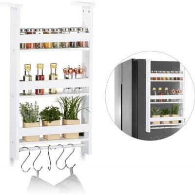 opbergrek koelkast - keukenrek - koelkast rekje - hangend rek - kruidenrek alleen ophalen