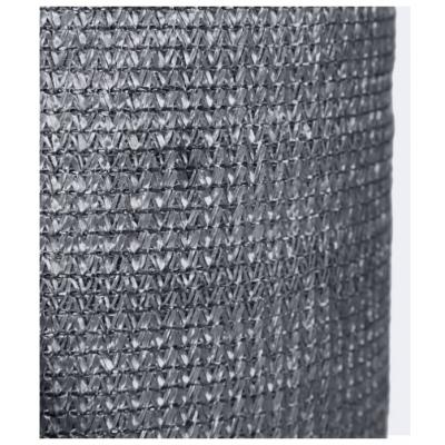 Balkondoek +/- 3,5 x 4 antraciet kleur