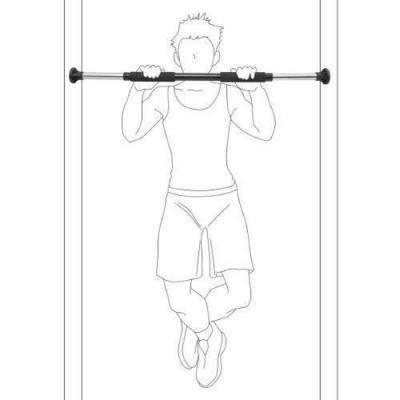 Chin-up bar deurkozijn tot 92 cm Gratis verzending