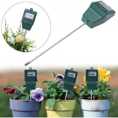 PH Meter Grond - Zuurtegraad Meter - PH Tester Planten Bodemtester - Grondmeter - Gazon Bodemmeter