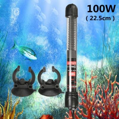 Verwarming met een thermostaat voor 100 watt  aquarium