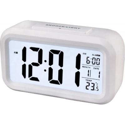LED - Alarm Wekker - Temperatuur - Datum - Wit
